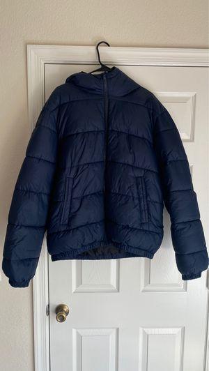 Navy blue winter coat (XL) for Sale in Virginia Beach, VA