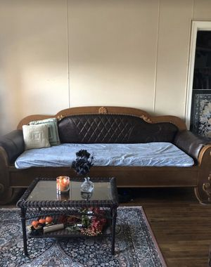 Traditional Korean heated sofa bed for Sale in Tacoma, WA
