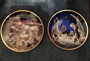 Precious Moments collector plates for Sale in Monaca, PA
