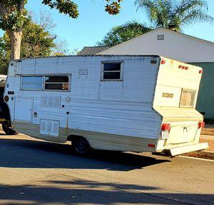 Vintage Trailer Camper for Sale in Santa Ana, CA