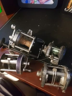 Old Fishing Reels for Sale in Crown Point, IN