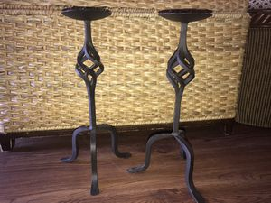 Wrought Iron Handle Holder for Sale in Pflugerville, TX
