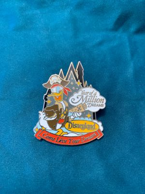 Disneyland Year of a Million Dreams pin for Sale in Loomis, CA