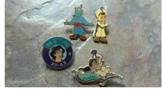 Disney Aladdin pins for Sale in Poinciana, FL