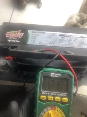 Megatron plus mtp-94r/h7 battery for Sale in Marysville, WA