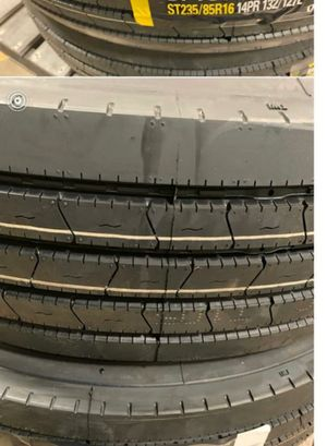 Tires ST 235 85 16 for Sale in Aurora, CO