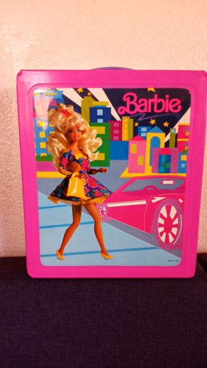 1989 Barbie Closet carrycase for Sale in San Diego, CA