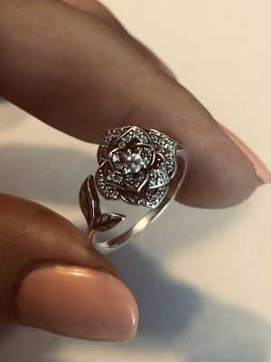 Brand New Sterling Silver 925 Stunning Ring. for Sale in Los Angeles, CA