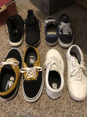 Vans and adidas for Sale in Denver, CO