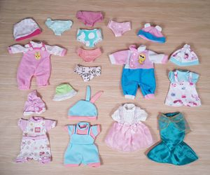 Baby Doll Clothes & Diapers for Sale in Las Vegas, NV
