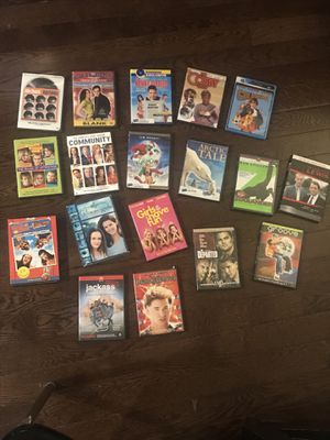 Assorted DVDs for Sale in Queens, NY