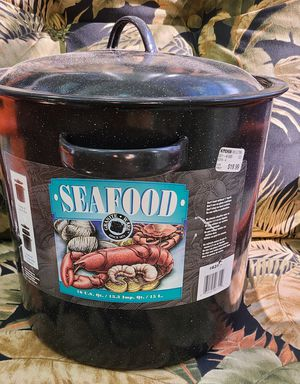 16 qt Seafood pot for Sale in Millsboro, DE