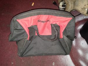 Snap-on tool bag $20 for Sale in Cleveland, OH