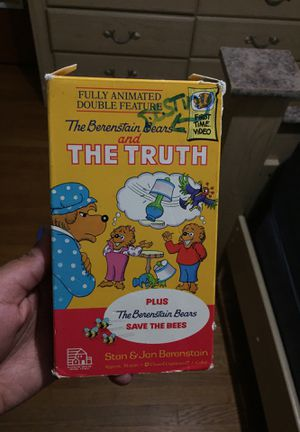 The Berenstain Bears and The Truth for Sale in Middletown, CT