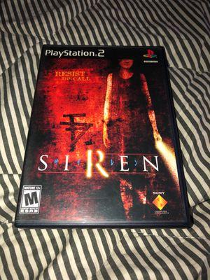 Siren (PS2) for Sale in Pasadena, TX