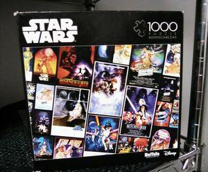 Star Wars Buffalo 1000 Pc Puzzle for Sale in Abilene, TX