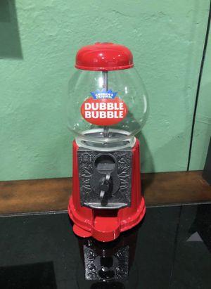 Glass Dubble-Bubble mini collectible gum dispenser for Sale in Miami Beach, FL