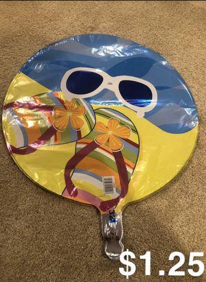 Summer Foil Balloons (Read Full Description) for Sale in Lynwood, CA