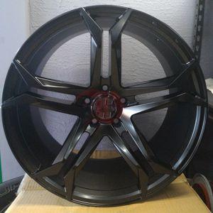 """Brand New 20"""" VLR Black Wheels for Sale in Miami, FL"""