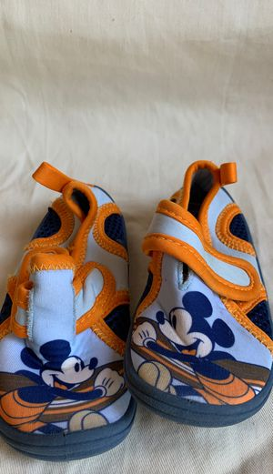 Mickey Mouse swim shoes for Sale in Rowland Heights, CA