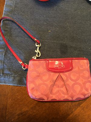 Coach wristlet for Sale in Milwaukie, OR