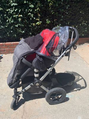 Sit and stand stroller and accessories for Sale in Los Angeles, CA