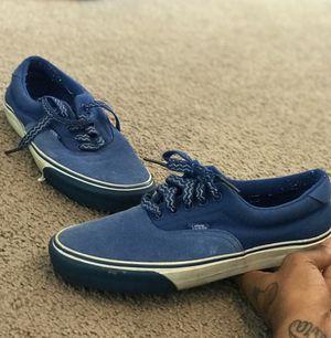 Vans royal blue size 9 for Sale in Orlando, FL