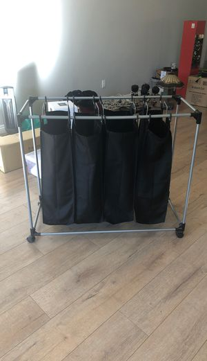 4 compartment laundry roller for Sale in Burbank, CA