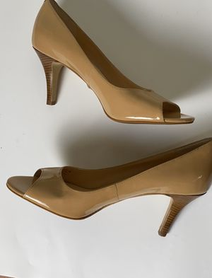 Cole Haan Nude Air Nike Lainey Pumps size 10 for Sale in Cleveland, OH