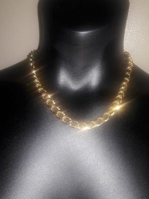 Gold Link Chain for Sale in Pittsburgh, PA