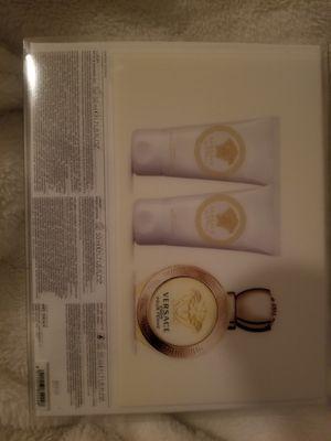 Versace Eros Pour Femme Perfume 3pc Set for Sale in Washington, DC