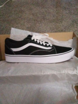 Brand new Vans prices negotiable for Sale in Sparks, NV