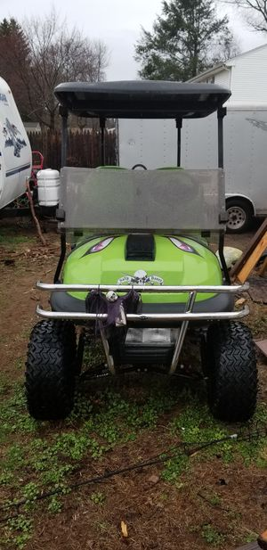 Ez go precident golf cart for Sale in North Haven, CT