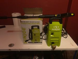 SunJoe pressure washer! for Sale in Warrenville, IL