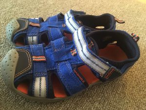 Pediped kids shoes - size 28, great condition, washable for Sale in Alexandria, VA