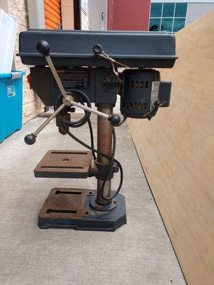 8 incheTable drill press Craftsman for Sale in San Diego, CA
