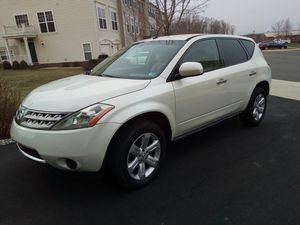 2006 Nissan Murano S AWD...New VA inspection and emission for Sale in Sudley Springs, VA
