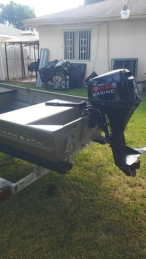 Boat dingy motor trailer for Sale in Miami, FL