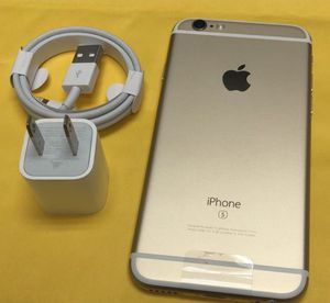 """iPhone 6S plus 64GB FACTORY UNLOCKED"""" Like new with warranty for Sale in Silver Spring, MD"""