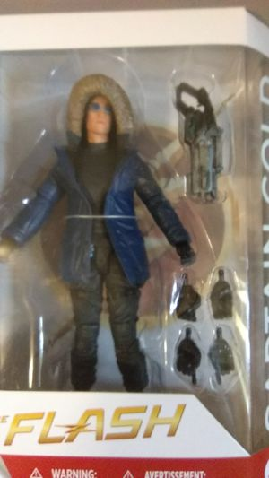 Action figure The Flash , Captain Cold collectable for Sale in East Los Angeles, CA