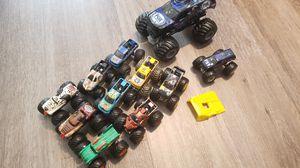 Monster Jam Trucks truck collection for Sale in Seminole, FL