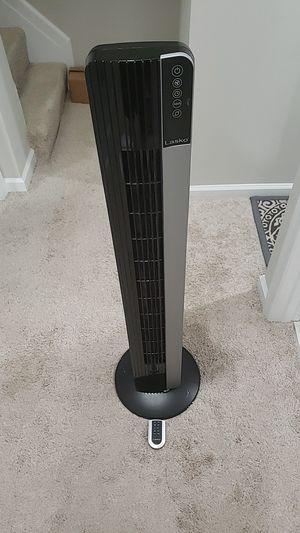 Lasko oscillating fan / air purifier for Sale in Brooklyn Park, MD