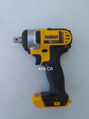 "Dewalt 1/2"" impact wrench 20v DCF880 for Sale in La Puente, CA"