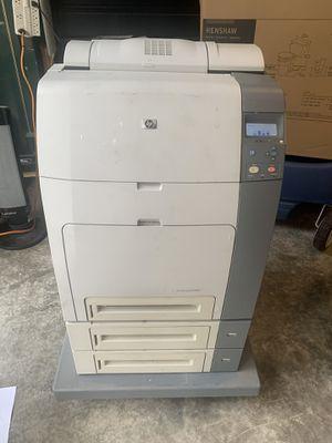 Commercial HP4700 Laser Printer for Sale in La Center, WA