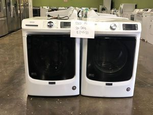 Brand New Maytag Front Load Washer/Dryer Set H5VJO for Sale in Mesquite, TX