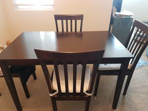 Dining room table set for Sale in Chino Hills, CA