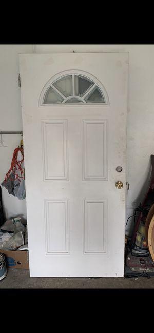 White Front Door for Sale in Deltona, FL