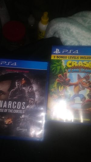 1 new game and one like new for Sale in Longview, TX