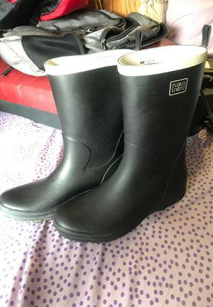 Helly Hansen Rain boots. Women's size 10 for Sale in Seattle, WA