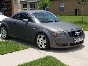 2001 Audi TT Quattro for Sale in Winter Haven, FL